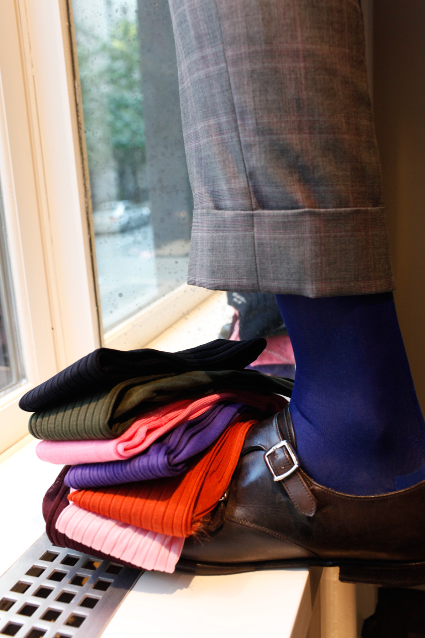Sexy Socks ©Styling The Man