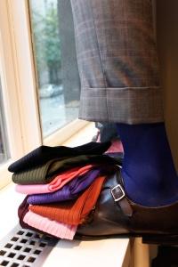 Dear Sexy Socks...