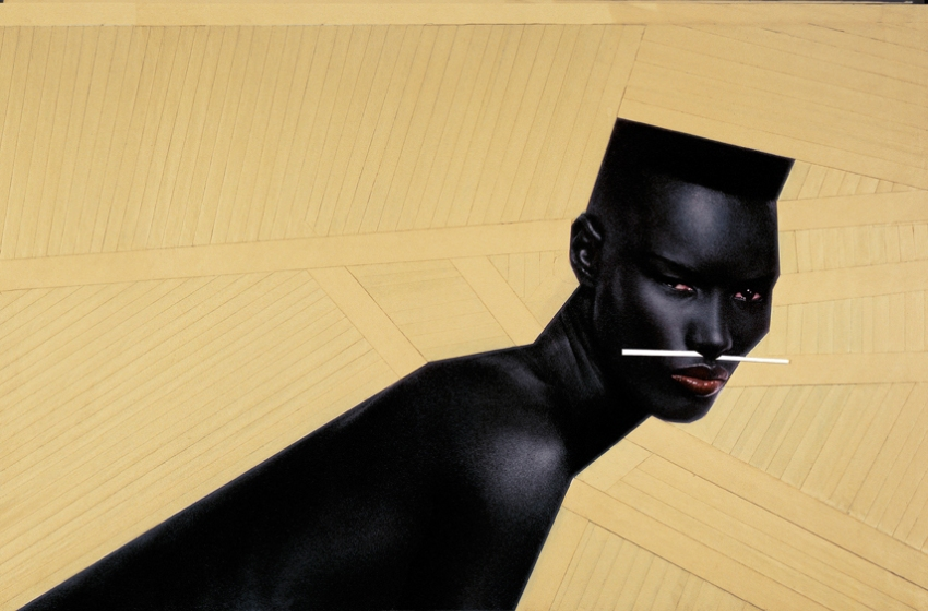 Grace Jones ©Jean Paul Goude