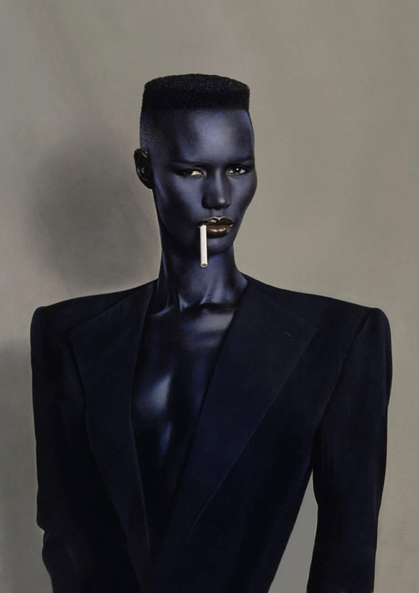Jungle Fever ©Jean Paul Goude & Grace Jones