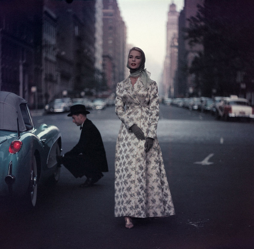 Gordon Parks for Vogue