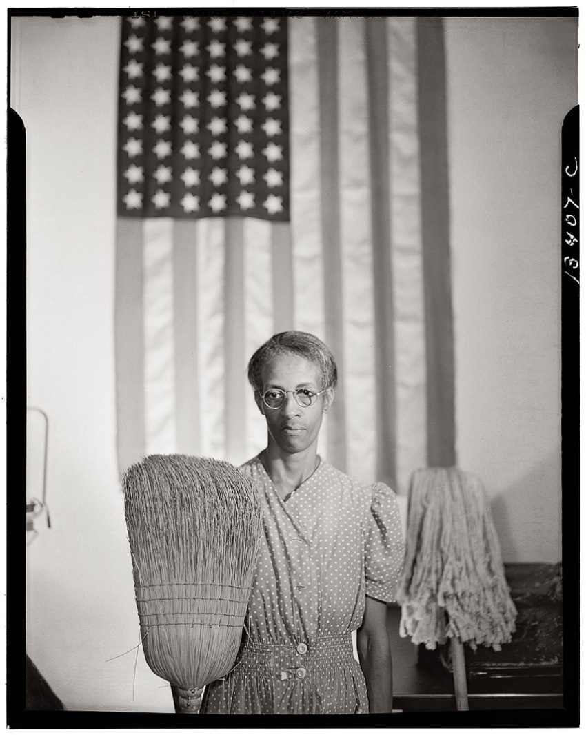 Ella Watson, 1942